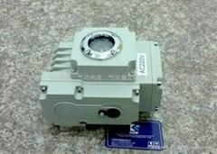 智能调节型电子式电动执行器