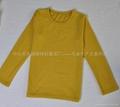 儿童圆领纯色T恤 2