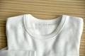 儿童圆领白色T恤 3