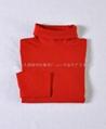 儿童红色T恤 2