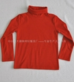儿童红色T恤 5