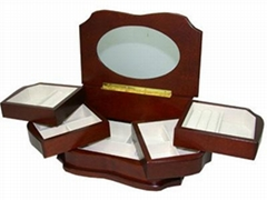 Wooden Jewelry Box (WJB-002)