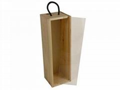Wooden Wine Box  (WWB-2012)