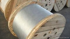 高碳鍍鋅鋼絲用於ACSR