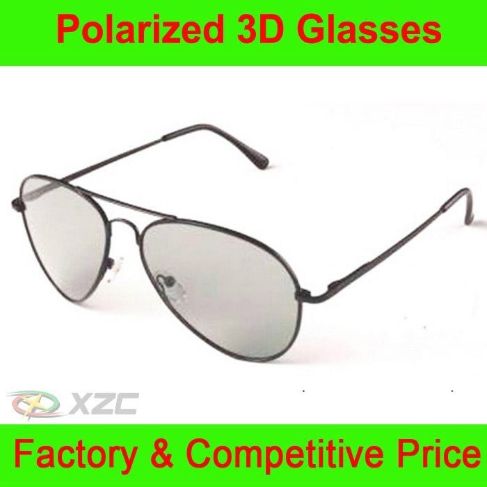金屬架3D眼鏡 1