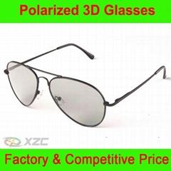 金屬架3D眼鏡