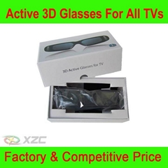 3D Active Shutter Glasses