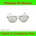 金屬架3D眼鏡 2