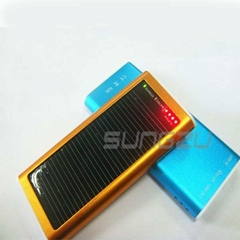 Portable solar charger f