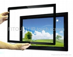 Infrared touch screen 50""