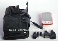 OEM high efficient solar mobile charger