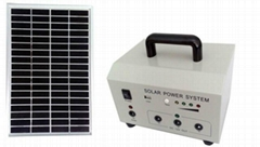 OEM solar system for home use
