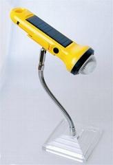 OEM quality LED solar reading light