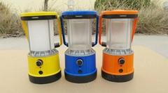 OEM Patent CE ROHS LED solar camping lantern