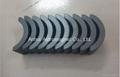 Segment shape Ferrite magnet