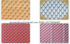 Professional Manufacture Spring wire mesh/ Bed Surface mesh