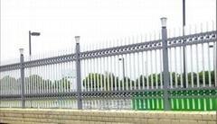 锌钢小区护栏