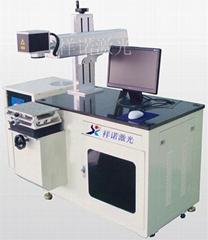 深圳祥诺电器外壳激光打标机