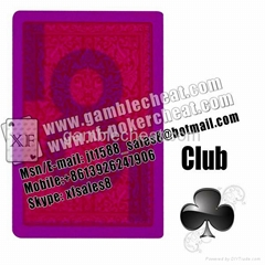 Fournier 2818 Marked Cards|cards cheat|contact lenses|invisible ink|marked cards