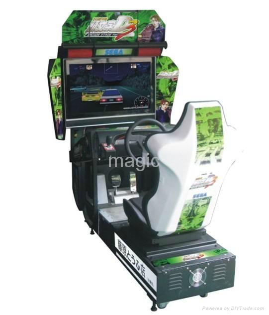 initial d machine