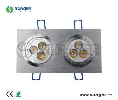 供应精品LED圆形 3W 天花灯 1