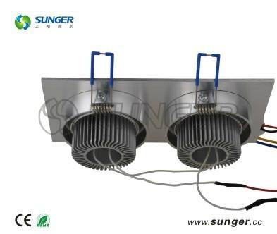 供应精品LED圆形 3W 天花灯 2