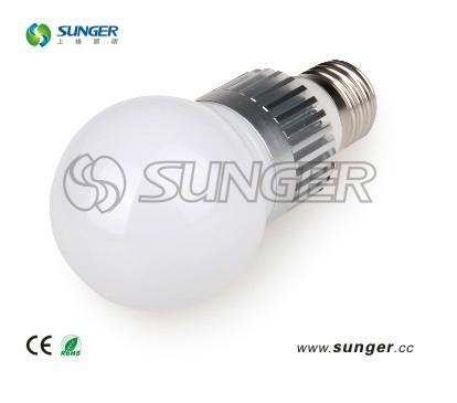 供應3W貼片式球泡燈 2