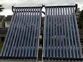 Solar Water Panel with Solar Keymark&SRCC 1