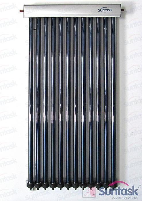 Solar Hot Water (SCM) with Solar Keymark 1