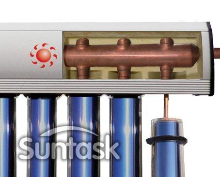 Solar Hot Water (SCM) with Solar Keymark 3