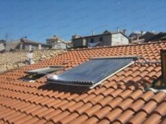 Solar Geyser With Solar Keymark&SRCC