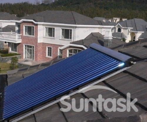 Suntask Solar Hot Water With Solar Keymark&SRCC 1