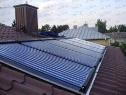 Suntask Solar Hot Water With Solar Keymark&SRCC 2