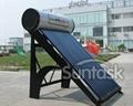 High Pressure Solar Geyser (DAC-H)