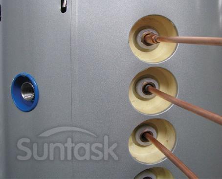 High Pressure Solar Geyser (DAC-H) 3