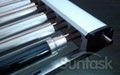 U-pipe solar collector 2