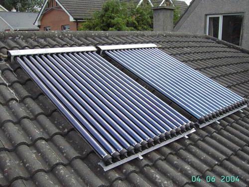 Solar thermal collector with Solar Keymark&SRCC 1