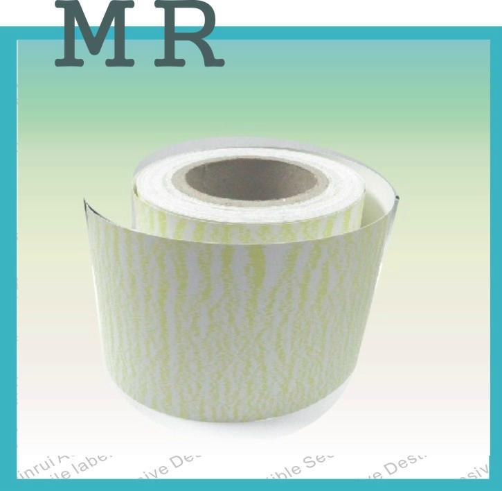 masking tape destructible label papers 2