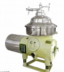 Milk Disc type Separator
