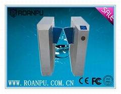 Access Control Retractable flap turnstiles gates