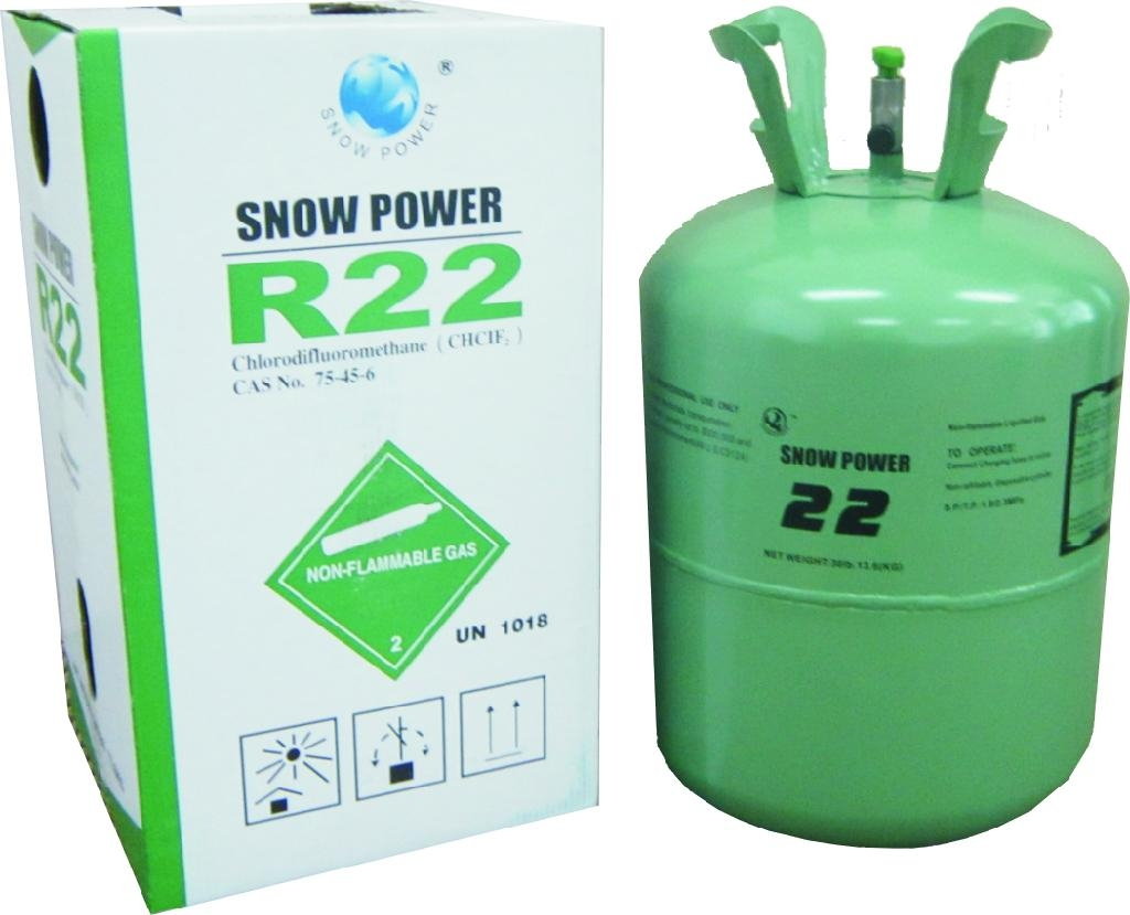 R22 Freon For Sale >> refrigerant gas R22 - Snow Power (China Trading Company ...