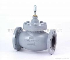 霍尼韋爾DN100法蘭二通線性閥V5088A1005-E
