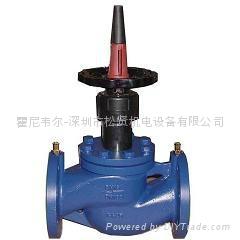 霍尼韋爾V4系列靜態平衡閥V4SV200