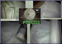 Polyester roofing nonwoven fabrics
