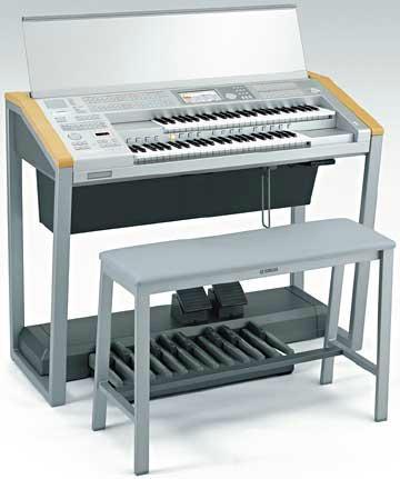 雅马哈EL-900B双排键电子琴 3