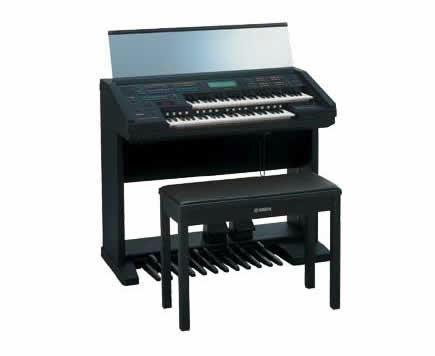 雅马哈EL-900B双排键电子琴 1