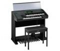 雅马哈EL-500双排键电子琴 1