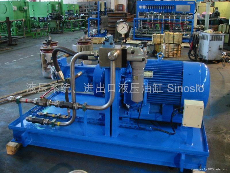 液壓泵站 5