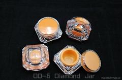 small diamond jar
