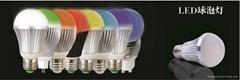 朗兆LED球泡灯